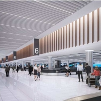 Manchester Airport Transformation Project, England
